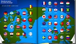 Banderas Mayo 2013